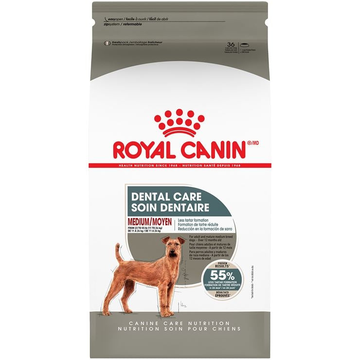Royal Canin Medium Dental Care Dog Food