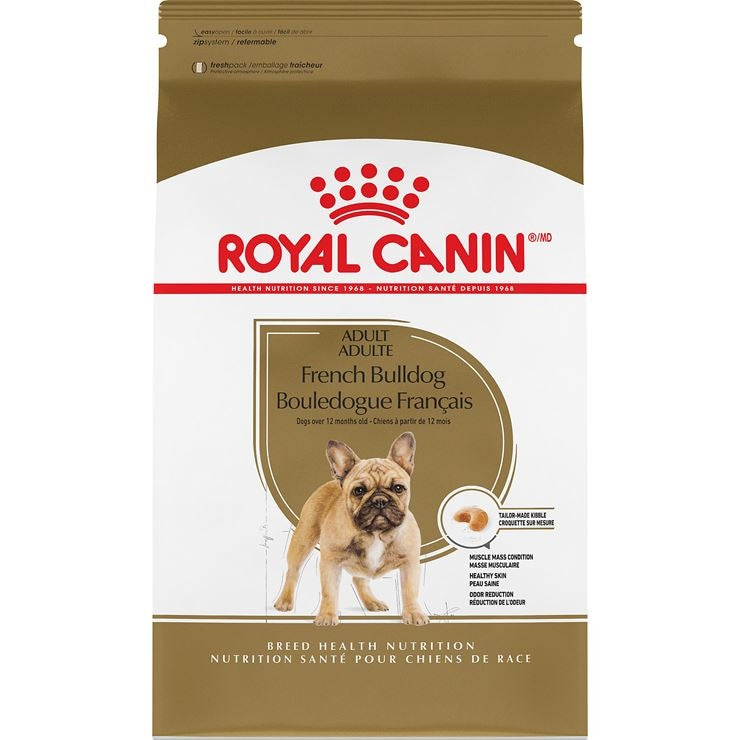 Royal Canin Adult French Bulldog Dog Food