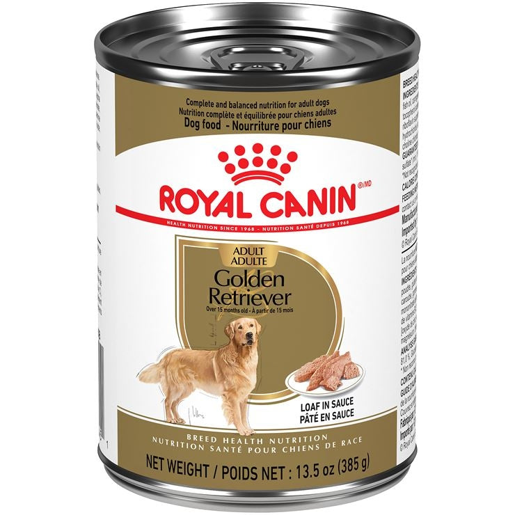 Royal Canin Golden Retriever Adult Canned Dog Food (385g)