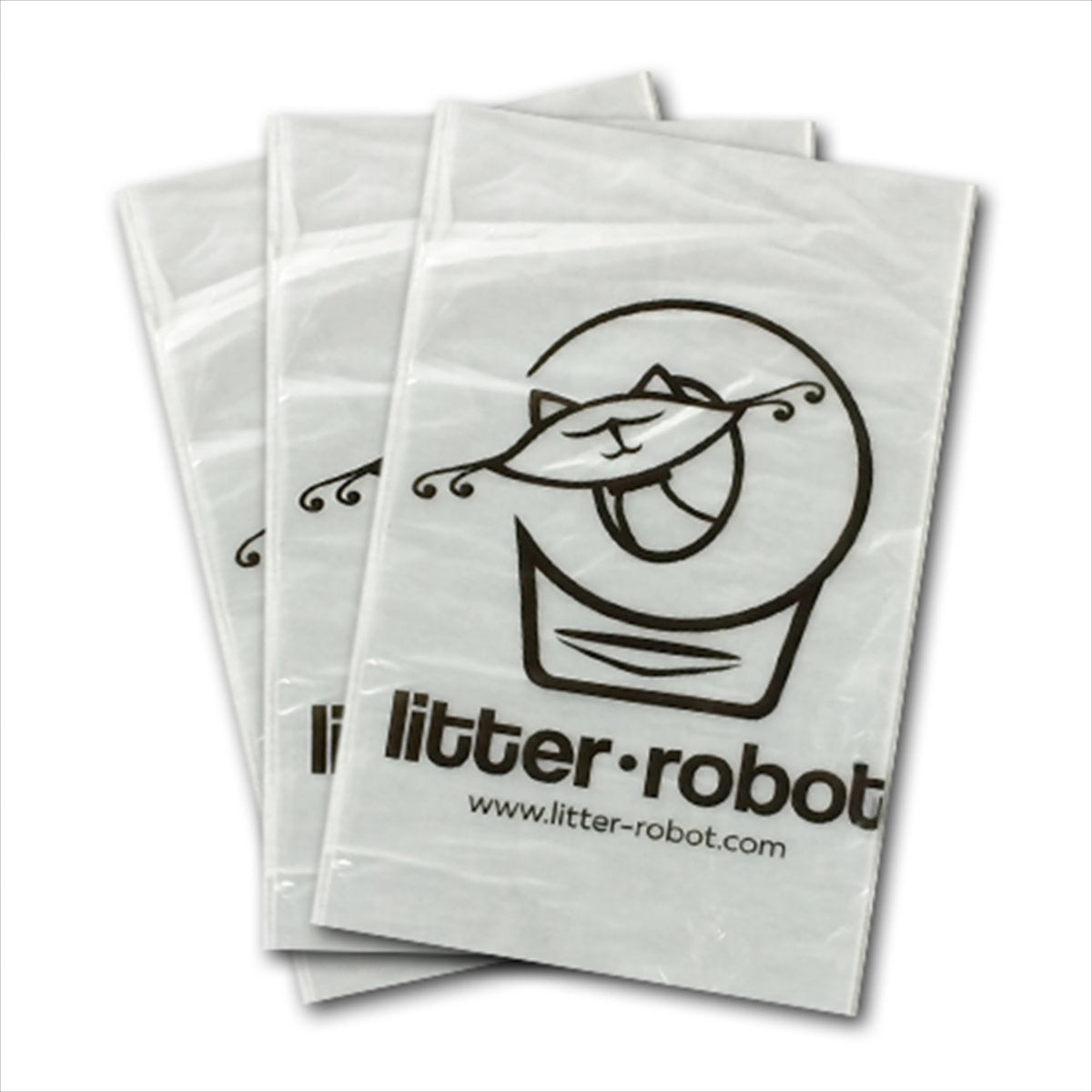Litter-Robot Drawer Liners Replacement Bags (x25)
