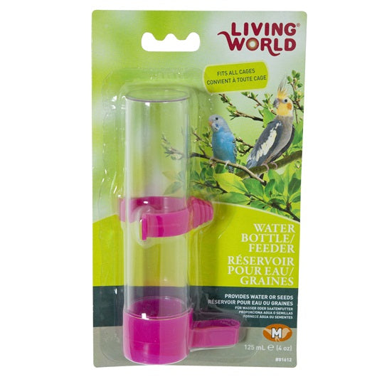 Living World Combination Water Fountain or Feeder Large