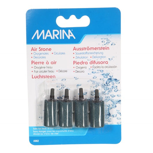 "Marina Air Stone - Cylindrical - 2.84 cm (1 1/2"") - 4 pieces"