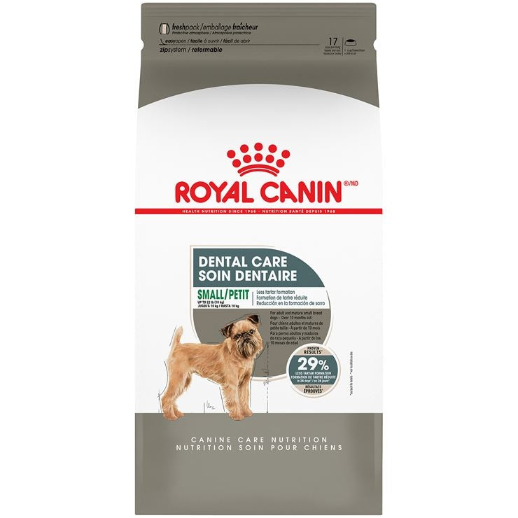 Royal Canin Small Dental Care Dry Dog Food
