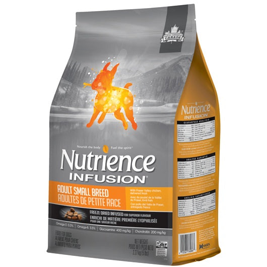 Nutrience Infusion Adult Small Breed - Chicken - Dog Food