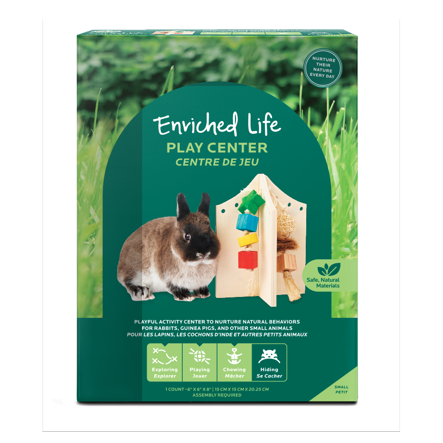 Oxbow Enriched Life Toys - Play Center (Small)