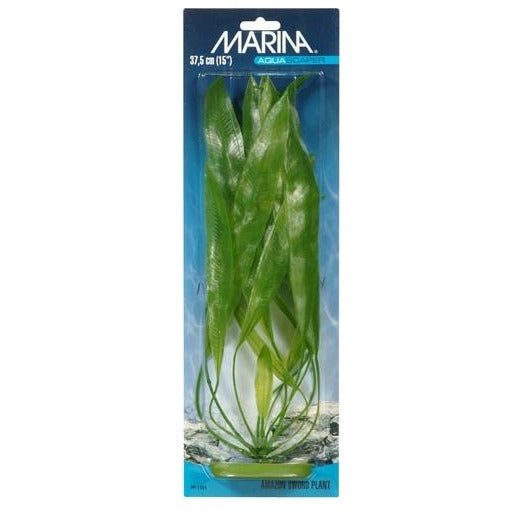 Marina AquaScaper Plant - Amazon Sword - 37.5 cm (15 in)