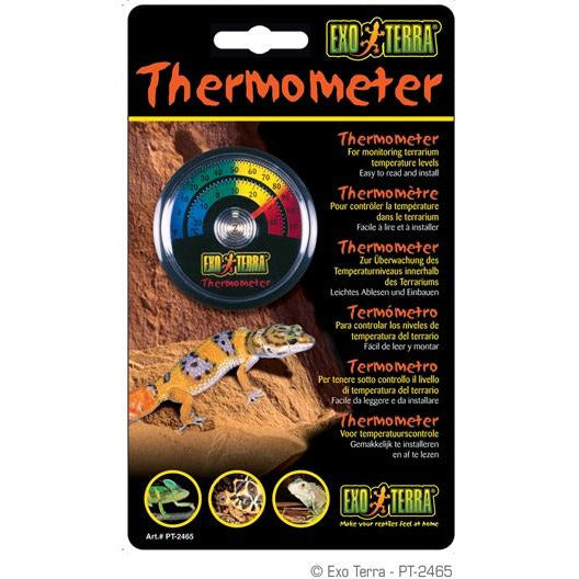 Exo Terra Rept-o-meter Thermometer
