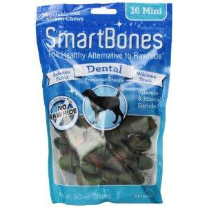 SmartBones Mini Dental 16-pack