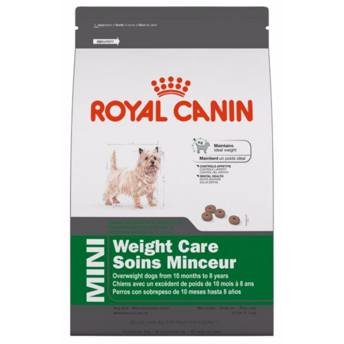 Royal Canin Small Weight Care Dog Food