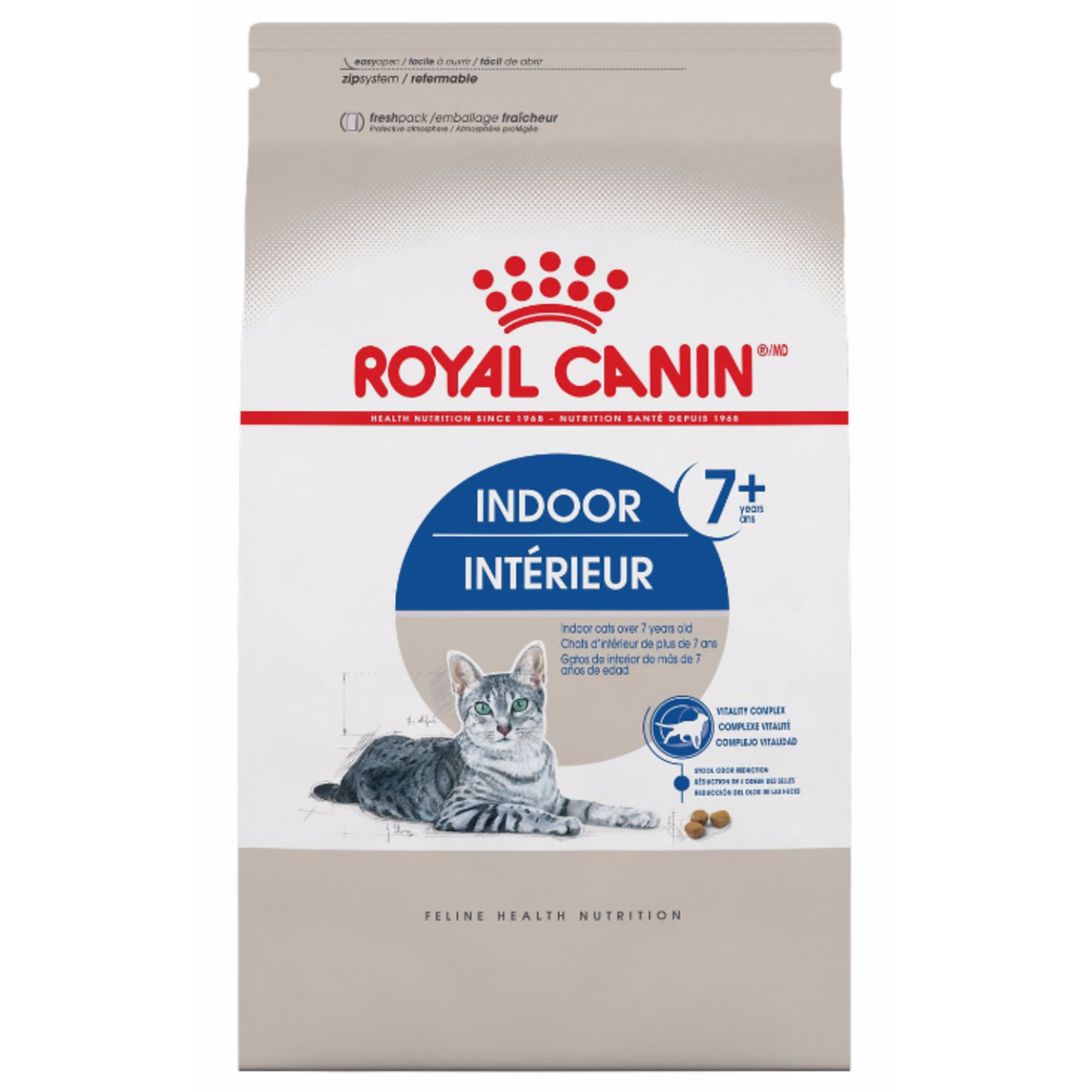 Royal Canin Indoor Mature 7+ Cat Food