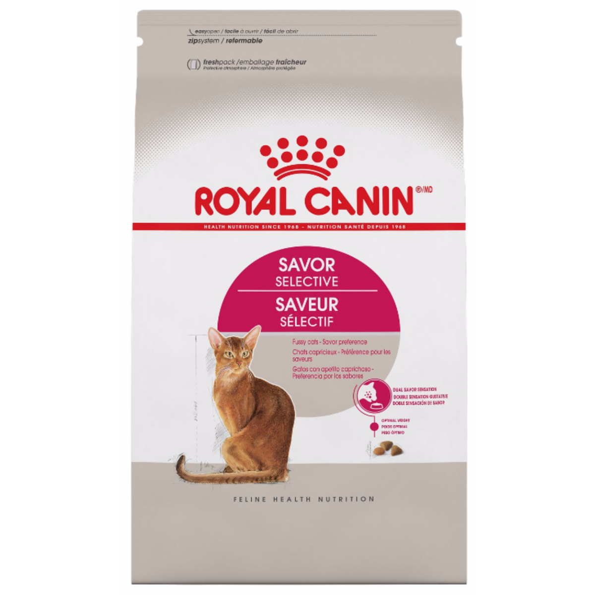 Royal Canin Selective Savour Sensation Cat Food