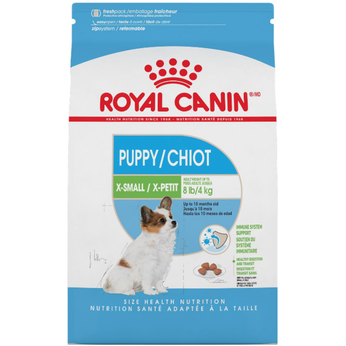 Royal Canin X-SMALL Puppy Dog Food