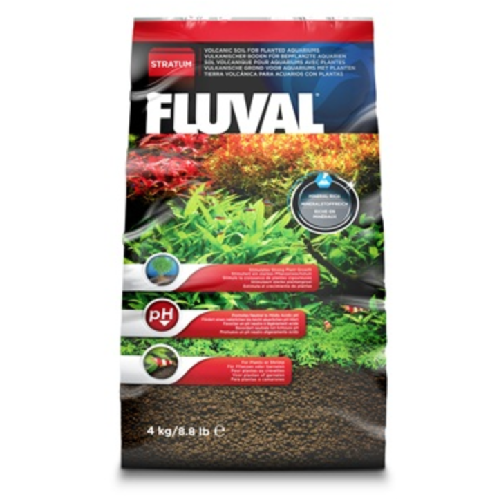 Fluval Plant and Shrimp Stratum - 4 kg (8.8 lb)