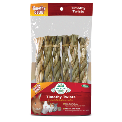 Oxbow Timothy Twists (6pk)