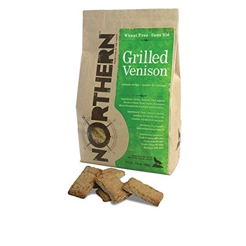 Northern Dog Treats Grilled Venison Recipe