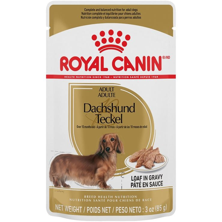 Royal Canin Dachshund / Teckel Dog Food Pouch