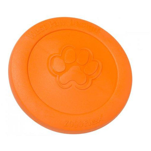 West Paw Zisc Flying Disc Dog Toy
