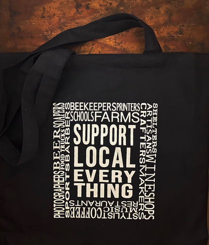 Shop Local Everything Tote