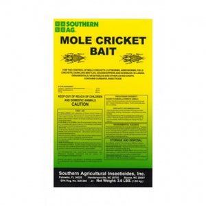Mole Cricket Bait (5% carbaryl)
