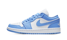Load image into Gallery viewer, Jordan Air Jordan 1 Low WMNS 'UNC' - Street Peek