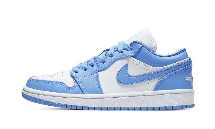 Jordan Air Jordan 1 Low WMNS 'UNC' - Street Peek