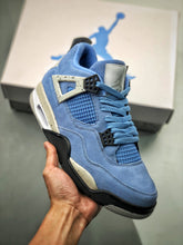 Load image into Gallery viewer, Air Jordan 4 'University Blue'