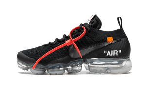 "Nike Nike Air VaporMax ""Off-White Black"" - Street Peek"