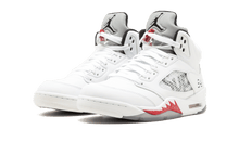 Load image into Gallery viewer, Jordan Supreme x Air Jordan 5 Retro White - Street Peek