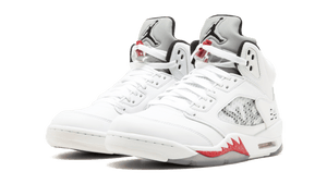 Jordan Supreme x Air Jordan 5 Retro White - Street Peek