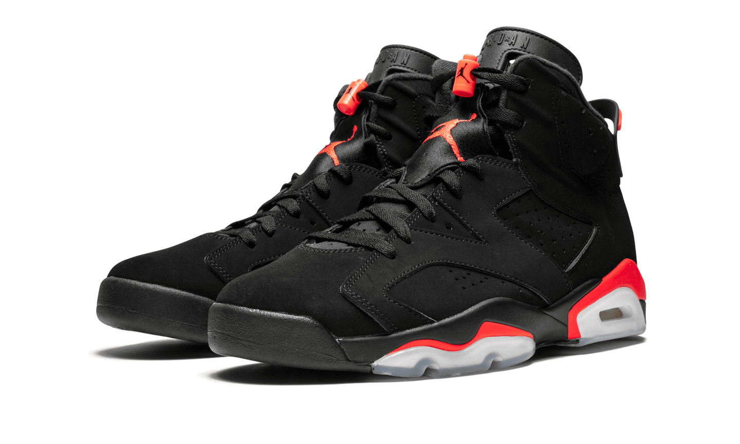 Jordan Air Jordan 6 Retro Black Infrared 2019 - Street Peek