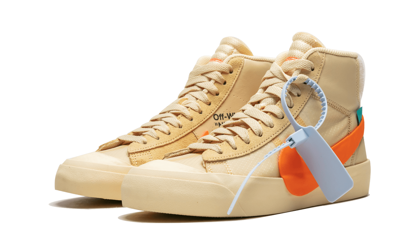 Nike Nike Mid Blazer Off-White All Hallow's Eve - Street Peek