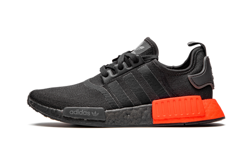 Adidas NMD R1 Black Red - Street Peek