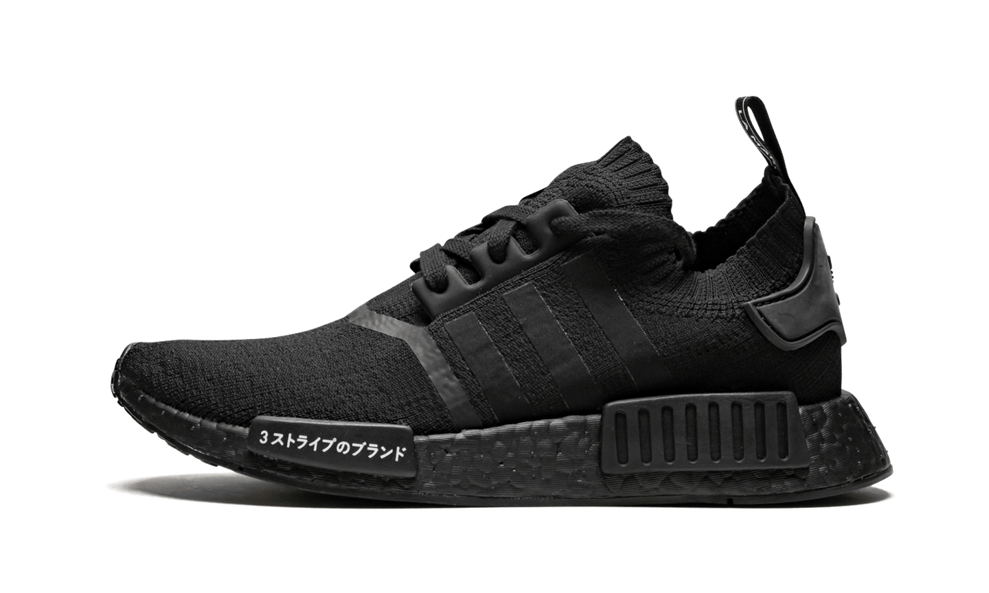 Adidas NMD R1 Japan Triple Black - Street Peek
