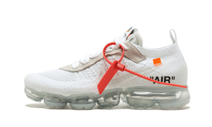 Nike Nike Air VaporMax 'Off-White White' - Street Peek