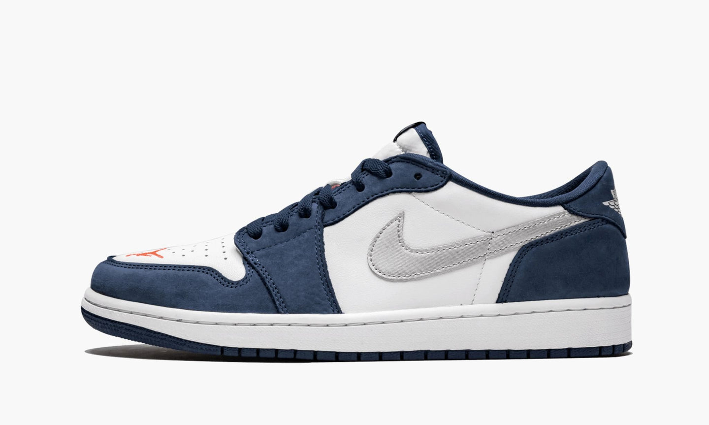 Jordan Jordan 1 Low x Nike SB Eric Koston 'Midnight Navy' - Street Peek