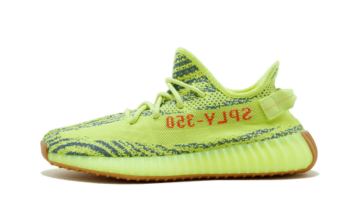 Adidas Yeezy Boost 350V2 'Semi-Frozen Yellow' - Street Peek