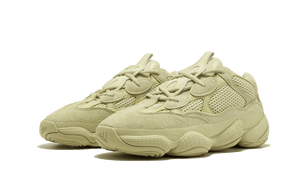 Adidas Yeezy Boost 500 'Super Moon Yellow' - Street Peek