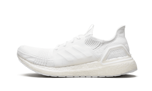 Adidas UltraBoost 19 Triple White-Youth - Street Peek