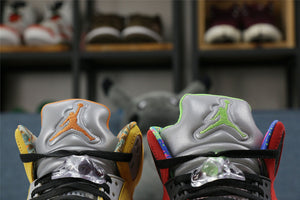 "Air Jordan 5 Retro ""What The"""