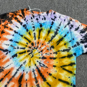 Travis Scott Tie Dye Shirt