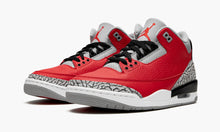 Load image into Gallery viewer, Air Jordan 3 'Red Cement'