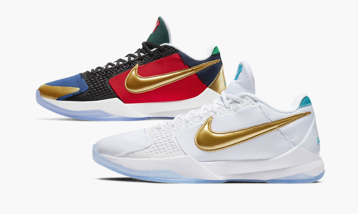Undefeated x Nike Kobe 5 What If Pack