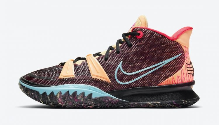 Kyrie 7 Pre-Heat Collection 'Soundwave'