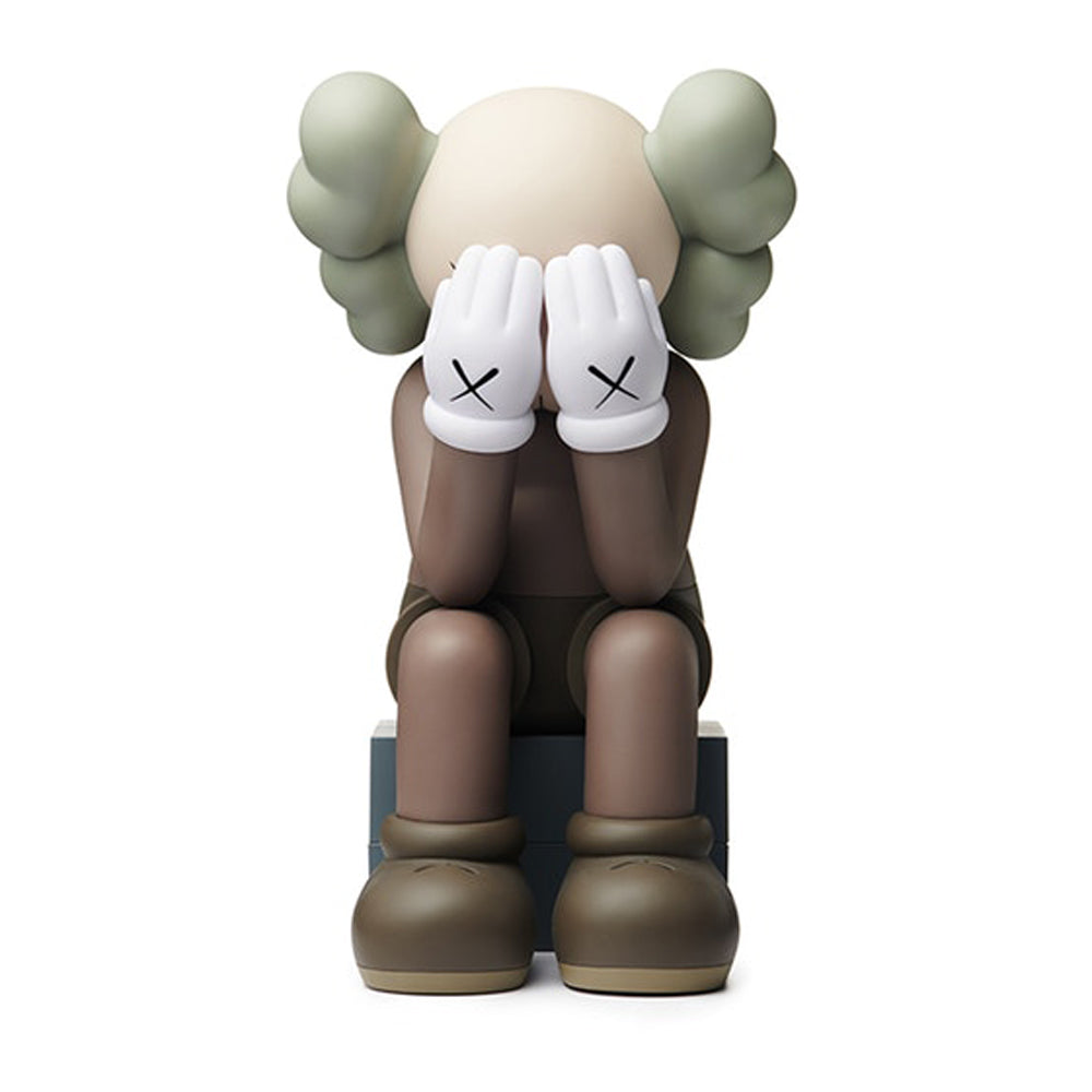 Kaws Passing Through Open Edition (Brown)