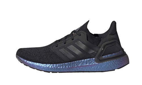 Adidas UltraBoost 20 Black Metallic - Street Peek