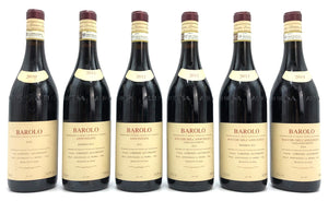 ACCOMASSO BAROLO VERTICAL FROM 2010