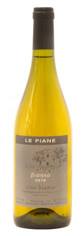 BIANKO 2018 LE PIANE - 6 bottles case