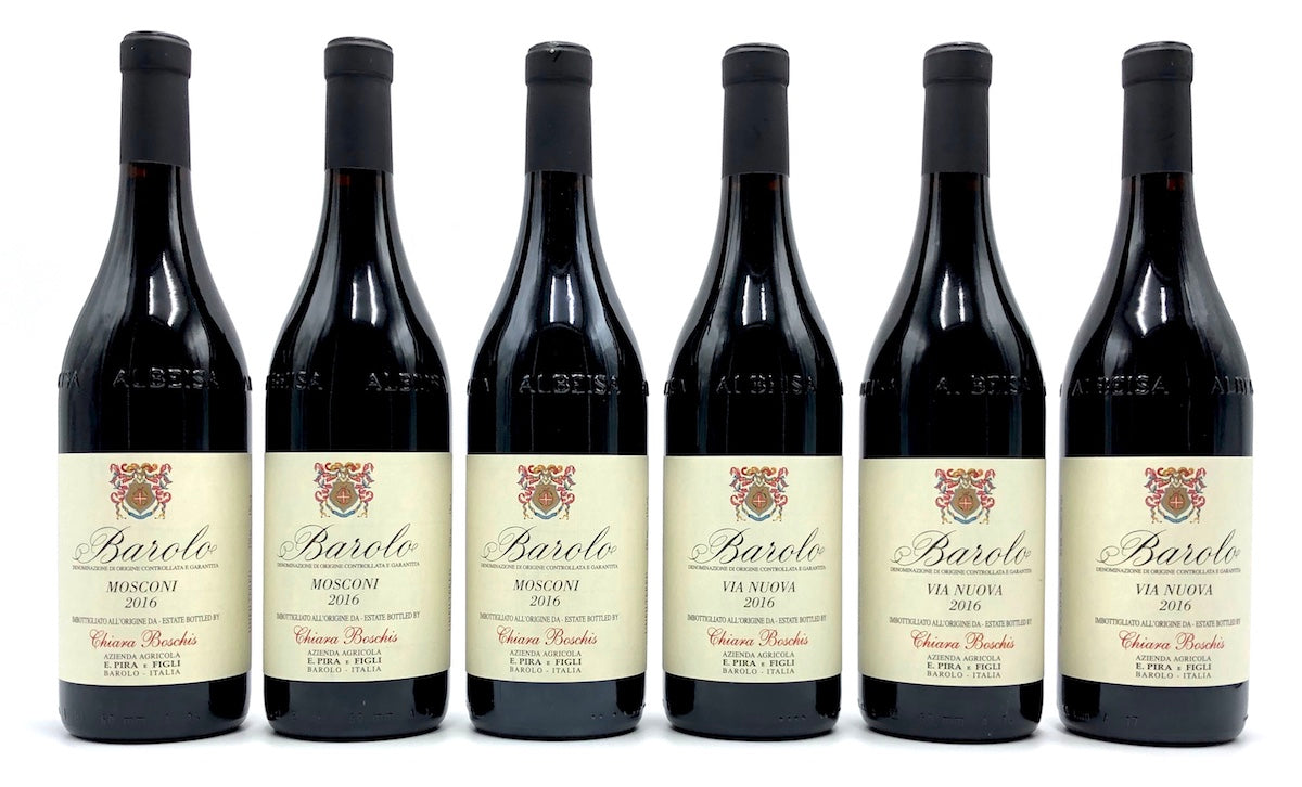 BAROLO 2016 E. PIRA & FIGLI C. BOSCHIS - Shipping included!