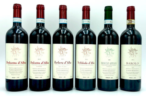 RODDOLO FULL RANGE WITH LATEST RELEASES (2011 & 2008)