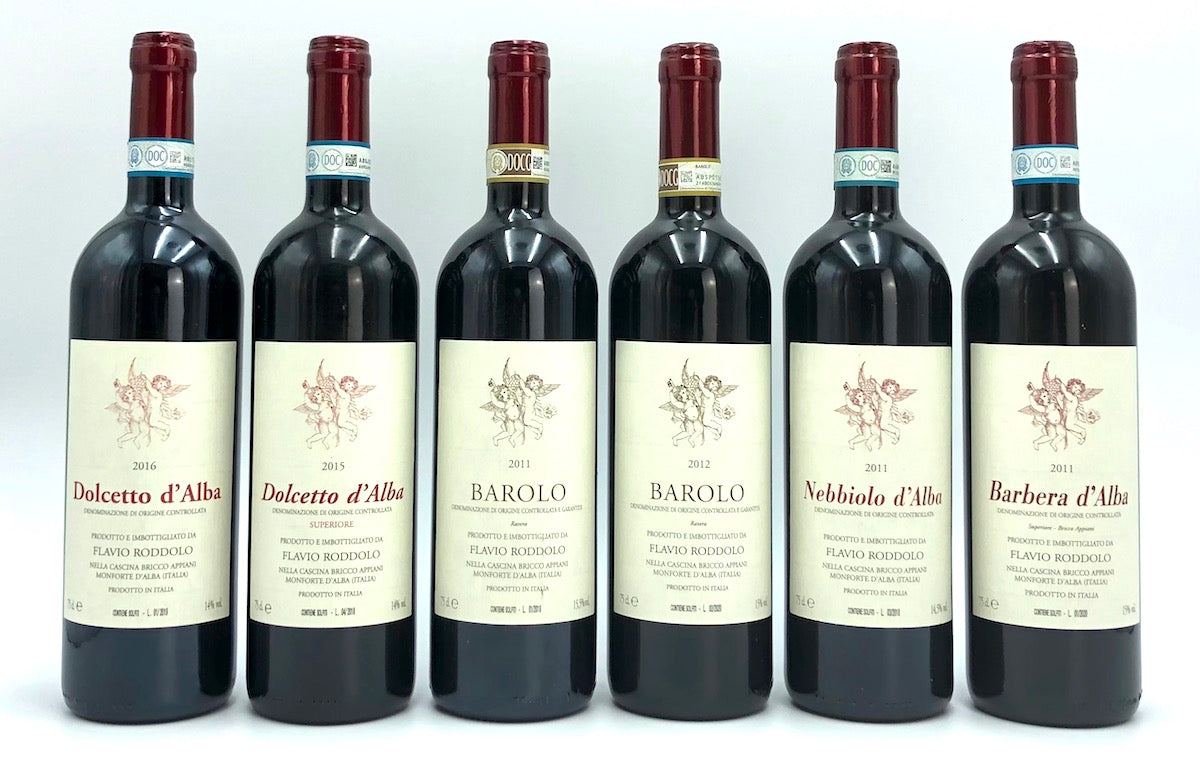RODDOLO FULL RANGE WITH LATEST RELEASES (2011 & 2012)